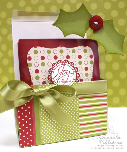 Stampin' Up! Gift, Card Set, Teneale Williams, Stamp A Stack, Retired List, Sale, 40% off