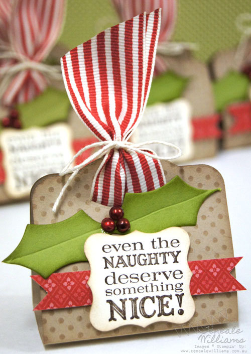 Christmas, Teneale Williams, Stampin Up