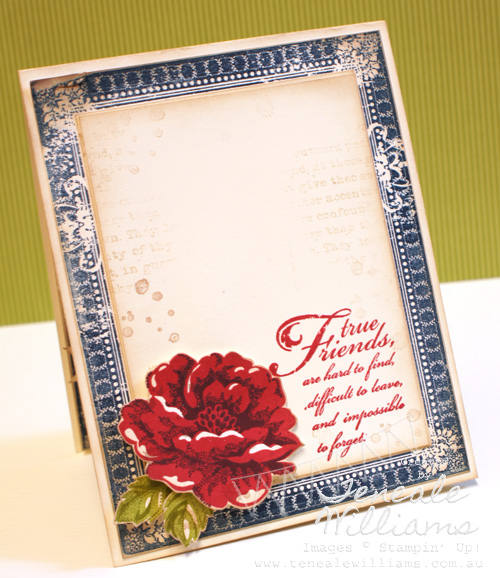 """""""Stippled Blossoms""""  """"Loving Thoughts"""" """"Ex Libris"""" """"French Foliage"""" """"Daring Adventure"""""""