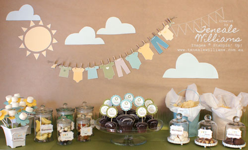 Baby Shower By Teneale Williams www.tenealewilliams.com.au MDS