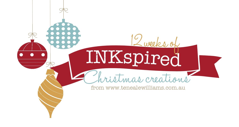 12 weeks of INKspired Christmas