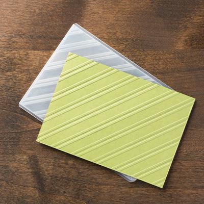 Stylish Stripes Textured Impressions