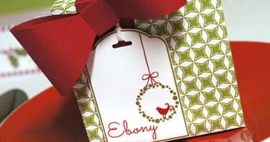 Dinner Party Stampin' Up Teneale