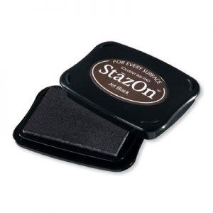 Jet Black Stazon Pad