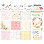 Blossoms Abound Kit - Digital Download (item 137122)