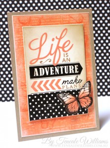 Life is an adventure #MyDigitalStudio