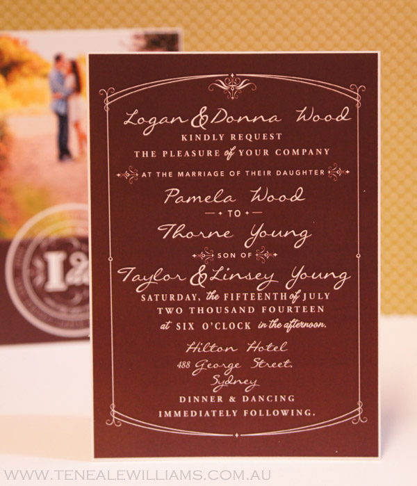 #Wedding #Invite #DYIwedding #MyDigitalStudio #StampinUp