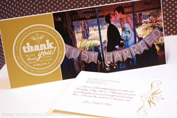 Create your own #wedding #Stationary with #MyDigitalStudio and #StampinUp