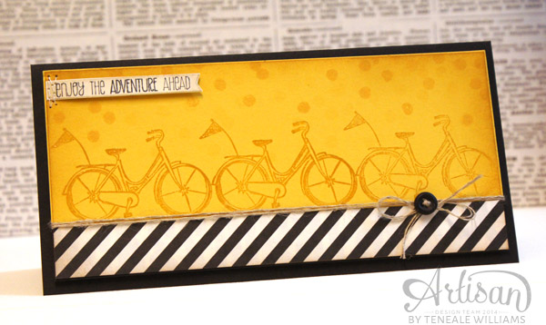 By Teneale Williams| Stampin' Up! Life's Adventure Hostess Set