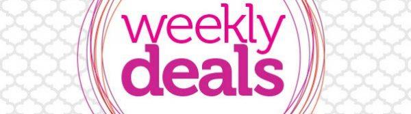 WeeklyDeals | www.tenealewilliams.stampinup.net to shop online