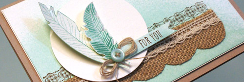 By Teneale Williams| Stampin Up! Artisan Blog Hop
