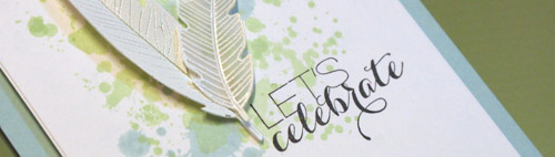 Stampin' Up! Artisan Blog Hop | Teneale Williams | Four Feathers and Gorgeous Grundge