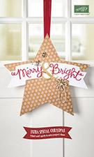 Stampin' Up! Holiday Supplement