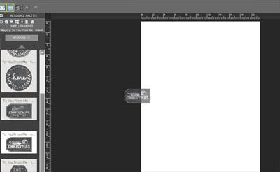 www.tenealewilliams.com.au | My Digital Studio | Draging tag