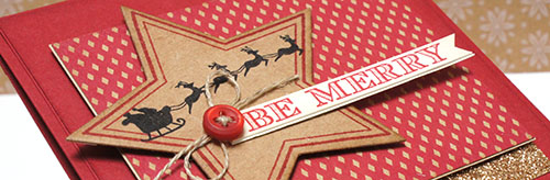 By Teneale Williams | Artisan Blog Hop | Christmas 2014
