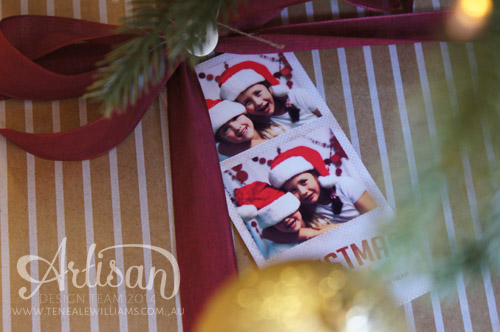 Teneale Williams | Stampin' Up! Artisan Blog Hop | Use My Digital Studio  this Christmas