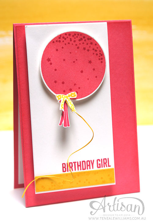 By Teneale Williams | Artisan Blog Hop | Celebrate Today