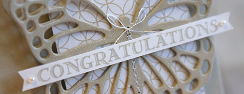 Teneale Williams | Stampin Up! Artisan Australia | Congratulations Card