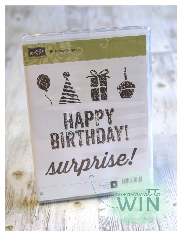 Teneale Williams | Comment to Win Birthday Suprise