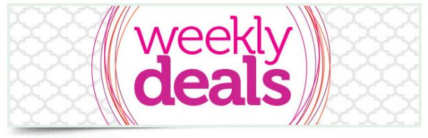 Save with weekly deals teneale williams stampin up