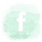 Social Icon Hint Of Mint - Facebook - 60