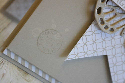 Teneale Williams   Stampin Up! Artisan Australia   In the details