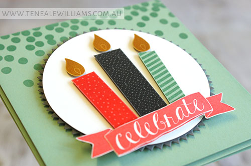 By Teneale Williams | Build a Birthday Sneak Peek with  Balloon Bash Stamp Sets| Stampin' Up! Artisan  Blog Hop
