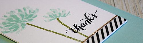 By Teneale Williams   Stampin' Up! Too Kind Stamp Set   INKspired Sketch #INK017