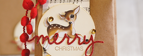 By Teneale Williams |Stampin' Up! Team INKspired Blog Hop | Christmas 2015