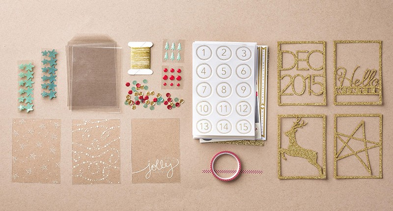 Project Life By Stampin' Up! Hello December
