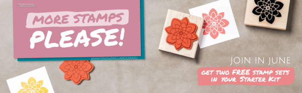 Join in June | Stampin' Up! Demonstrator Teneale Williams
