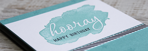 By Teneale Williams | Stampin' Up! Australia | Reverse Words stamp set that is part of the sale-a-bration range 2017