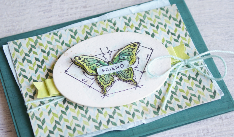 By Teneale Williams | In This World Stampin up