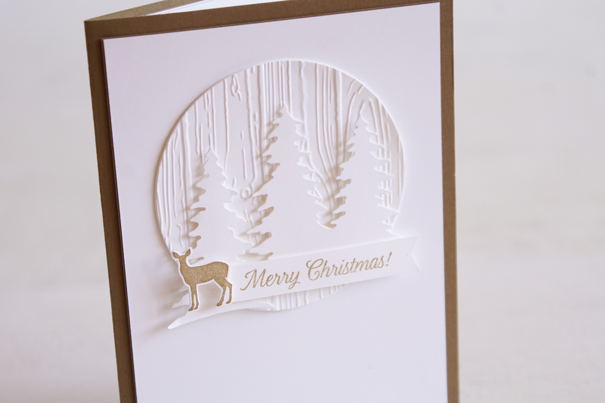 By Teneale Williams | Carols Of Christmas Stamp Set from Stampin' Up!