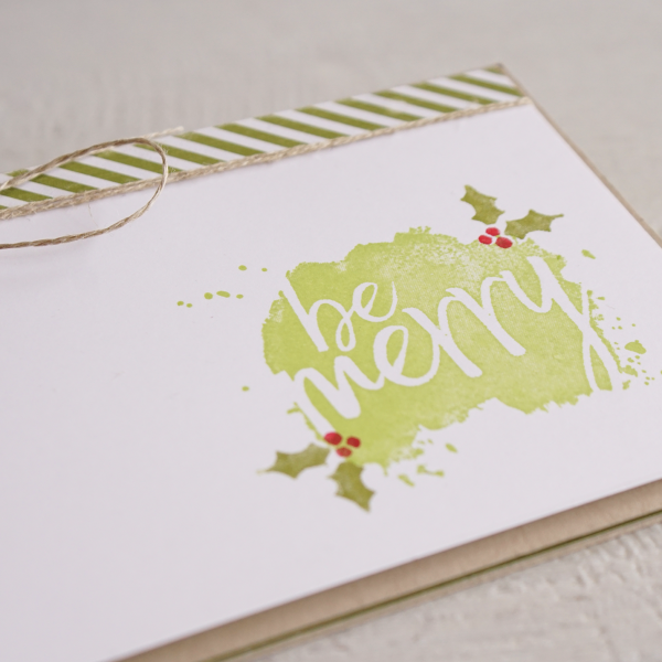 By Teneale Williams | Stampin' Up! Every Good Wish