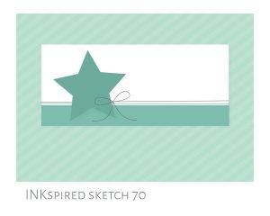 Sketch Design by Teneale Williams | INKspired Sketch 70