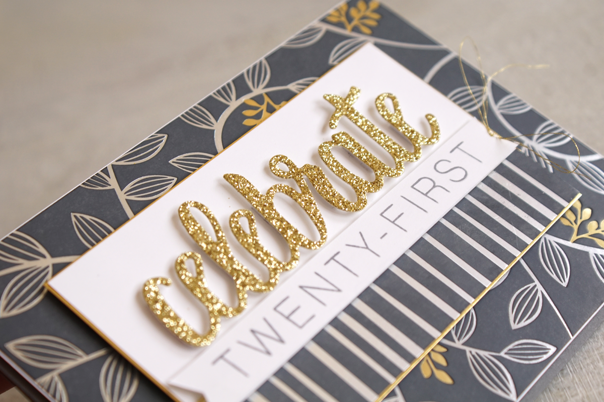 By Teneale Williams | Milestone Moments Stamp Set from Stampin' Up!