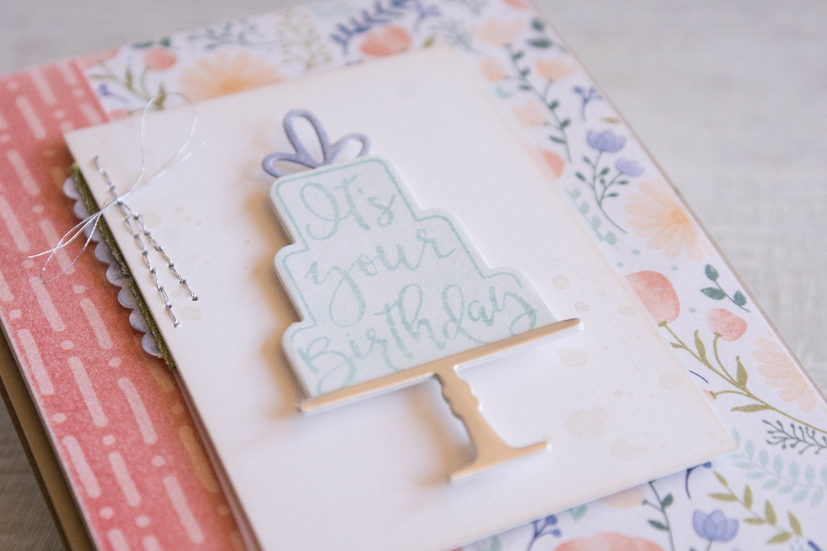 By Teneale Williams | Celebration Time Bundle from Stampin' Up!