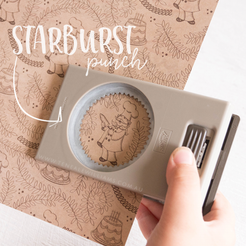 Starburst Punch from Stampin' Up!