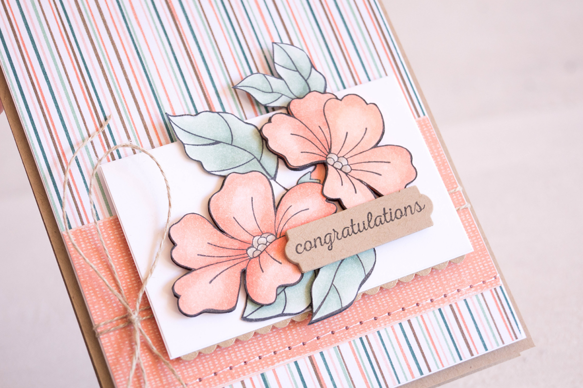 By Teneale Williams | Stampin' Up! Blended Season Available only August 2018