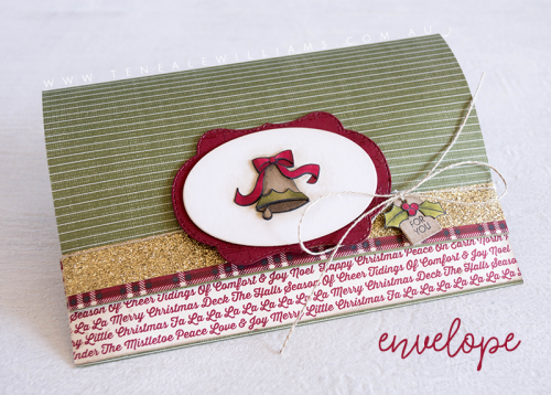 By Teneale Williams Blended Season Bundle from Stampin' Up!