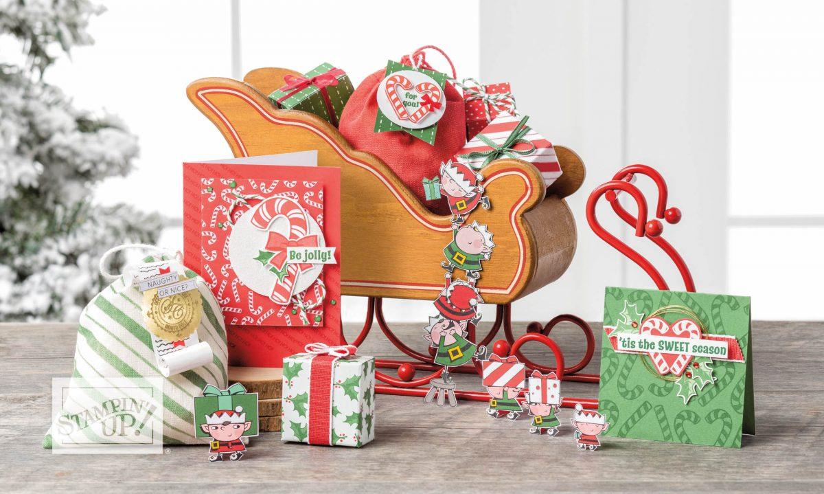 Santa's Workshop | Stampin' Up!