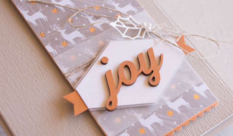By Teneale Williams | INKspired Sketch 85 | Stampin' Up! Christmas Card