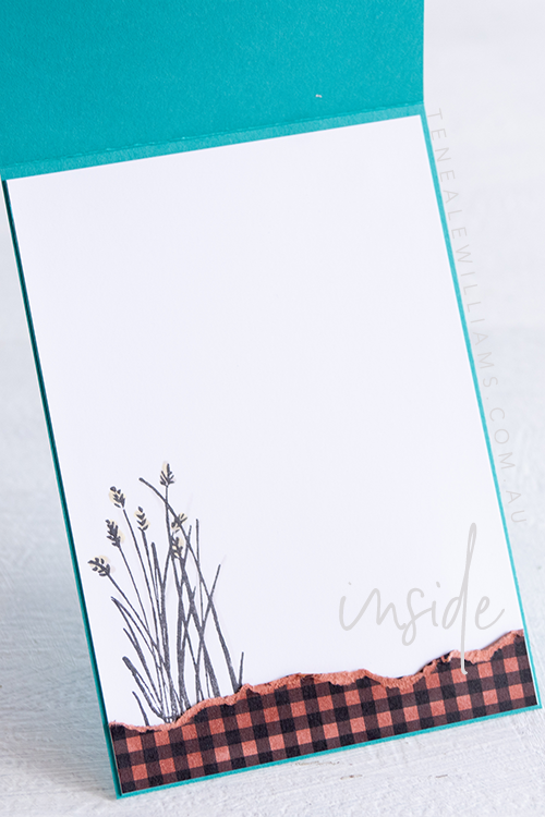 Card by Teneale Williams | Home To Roost Stamp Set, Sale-A-Bration 2019 | STampin'Up! Blends