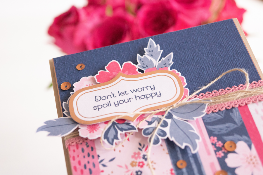 By Teneale Williams | Stampin'Up! Everything Is Rosy Product Medley