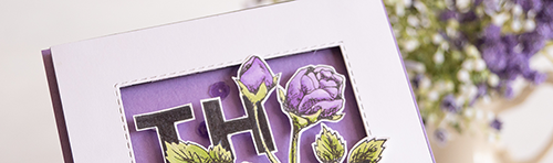By Teneale Williams | Floral Statements Stamp Set by Stampin' Up!