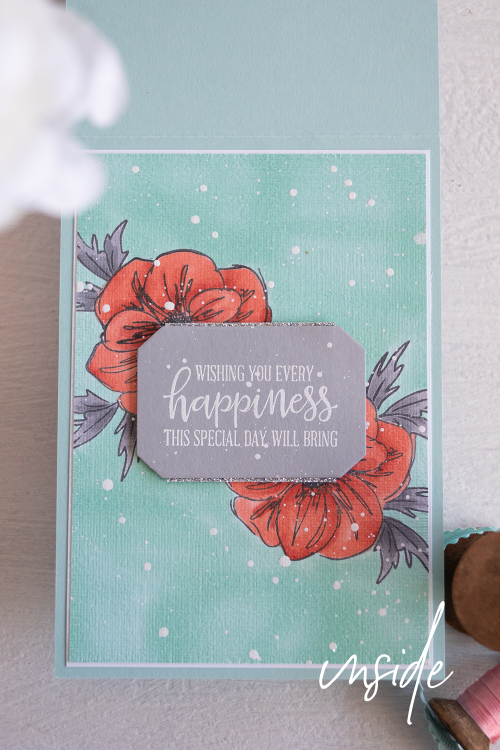 By Teneale Williams Floral Essence Stampin Up
