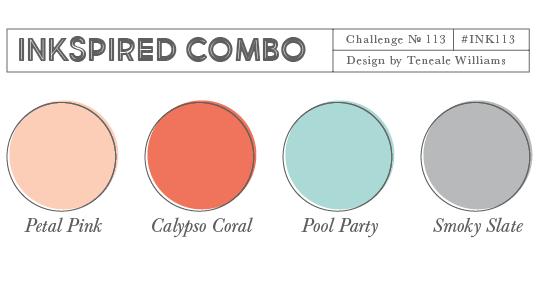 INKspired colour challenge