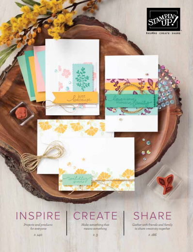 Stampin' Up! 2020 - 2021 Annual Catalogue