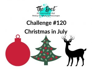 The Spot Challenge Christmas In July
